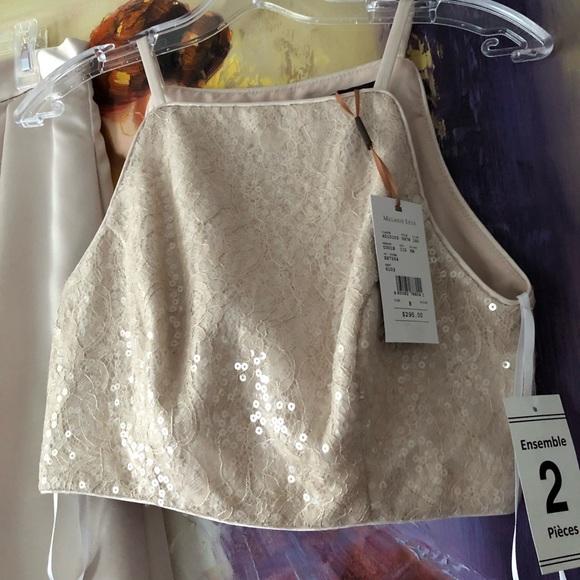 Dresses Melanie Lyne 2 Piece Prom Dress Poshmark